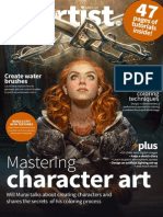2D Artist Issue 104 August 2014