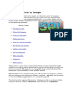 Exemple SQL Injection b Definition