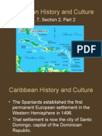 Caribbean History and Culture