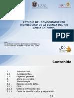 Analisis de Cuenca Alta del Río Santa Catarina