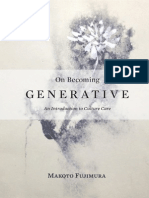 On Becoming Generative - Makoto Fujimura