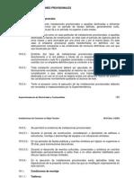 Instalaciones Provisionales SEC