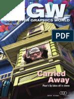 Computer Graphics World 2009 06