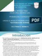 Distribucion normal UNIVERSIDAD AUTNOMA DE QUERTARO (1).pptx