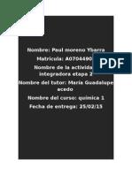 INTEGRADORA ETAPA 2