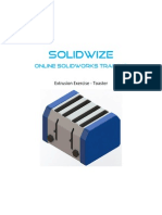 SolidWize ExtrusionExercise Toaster
