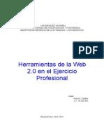 Herramientas Web 2.0 en El Ejercicio Laboral