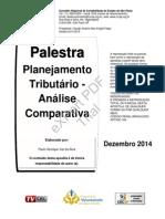 Planejamento Tributario Analise Comparativa PauloVaz