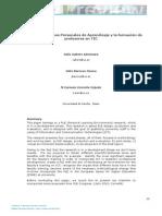 Modelo para la Creación de Entornos de Aprendizaje basados en técnicas de Gestión del Conocimiento