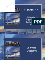 Managerial Accounting Chapter 17, 8th Edition Hilton