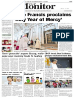 CBCP Monitor Vol. 19 No. 08