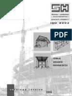 FORMWORK SH manual