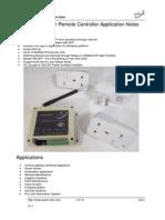 Qark-Elec WiFi Remote Controller Applcation Notes-W013
