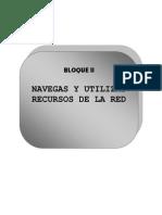 Bloque II (Recursos de La Red)