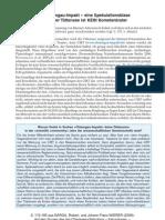 Der Chiemgau-Impakt – eine Spekulationsblase Oder