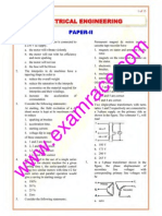 IES Electrical Engineering Paper 2 1998