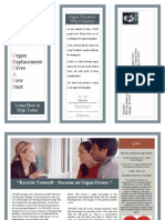 Organ Brochure