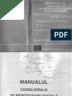 Ioan Durnescu - Manualul Consilierului Pentru RSS