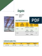 Informacion Tecnica de Materiales