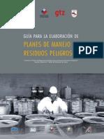 Guía Planes Manejo Residuos Peligrosos GTZ-1