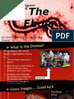 ebola presentation