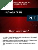 Miologia Oficial