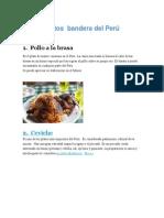 PLATOS BANDERAS DEL PERU gastronomia.docx