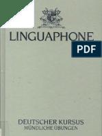 Linguaphone Deutsch - Mьndliche Ьbungen
