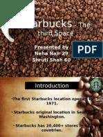 Starbucks - The Third Space