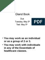 gland book