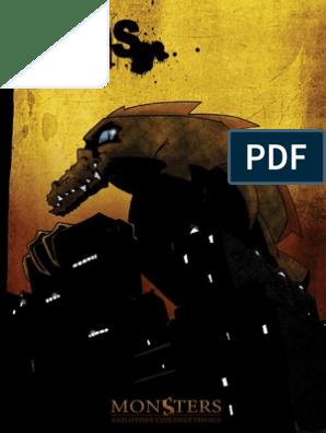 Bigger Bads pdf   Leisure   Nature