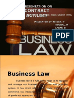 1. Contract Act Fundamentals PPT.ppt