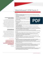 Watchguard Xtm5 Ds Es