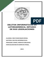 Delitos Informáticos en Latinoamerica