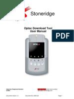 Optac Tool User Guide