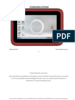 Manual de Utilizare Progr OPTIMO MK-III Stoneridge