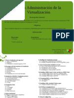 Temario Administracion de La Virtualizacion c9