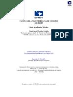 Gamallo. Linchamientos en México (Leer Capítulo 3)
