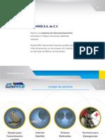 SatelWEB Presentacion Institucional