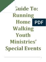 running home walking handbook