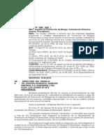 Oficio DT1696 Externalizacion de Dpto PRP