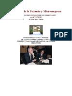 Comisión de La Pequeña y Microempresa