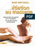 Initiation Au Massage Mitchell Stewart