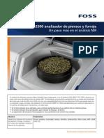 DS2500 Brochure_ES PDF