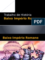 Baixo Império Romano