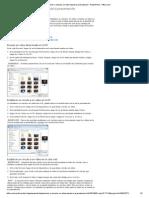 Insertar o Vincular Un Vídeo Desde La Presentación - PowerPoint - Office