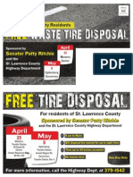 Ritchie Waste Tire Event 2015
