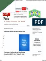 Acessar Configurar ODBC 32 Bits no Windows 7 64.pdf