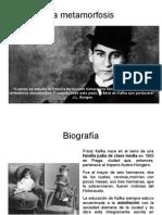 2ªBach LUN. Kafka y La Metamorfosis.odp