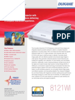 Dukane 8121WI Prokjector.pdf